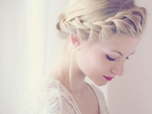 Beautiful hairstyles for winter