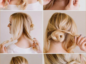 3 WAYS TO GET A QUICK AND EASY BUN HAIRSTYLE