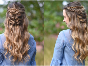 Quick and Easy Hairstyles with Hair Extensions