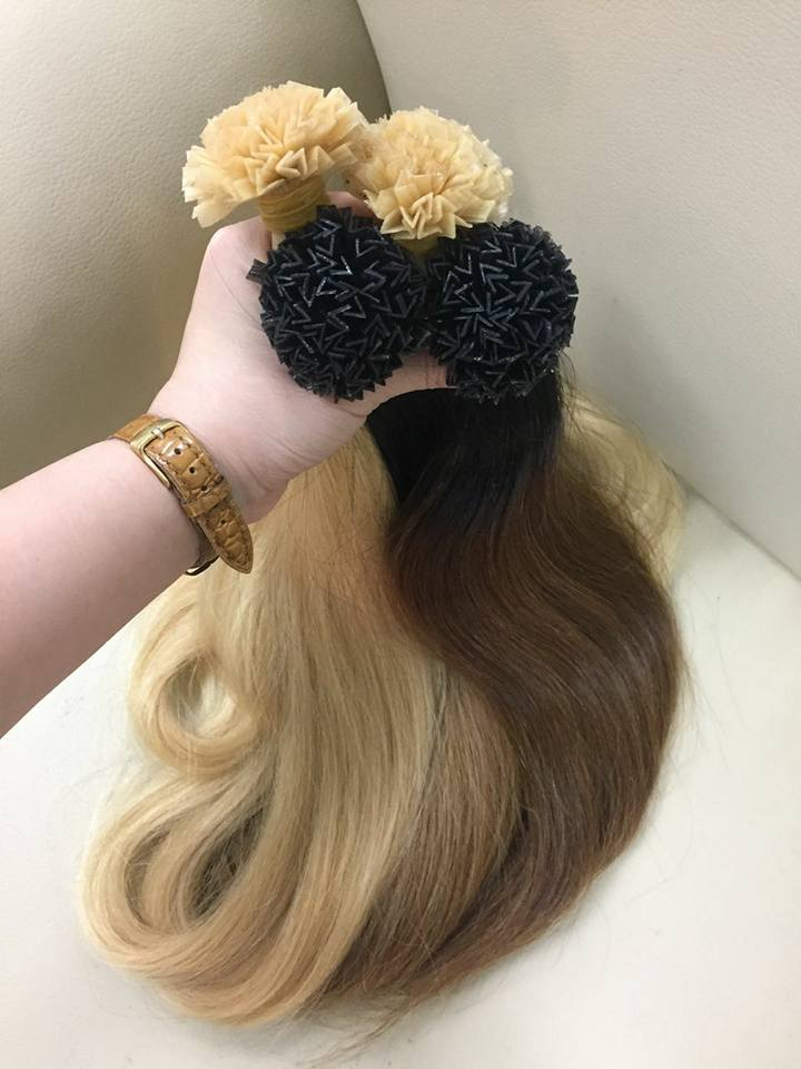 Tip Hair Extensions