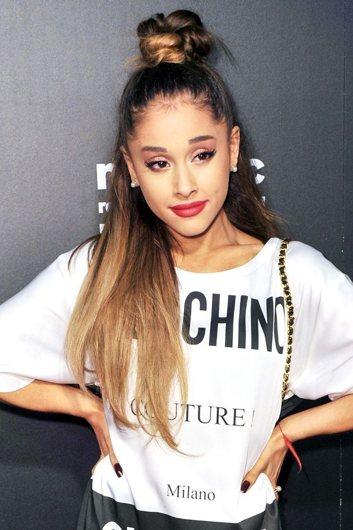 What Are The Most Beautifl Hairstyles Of Ariana Grande04
