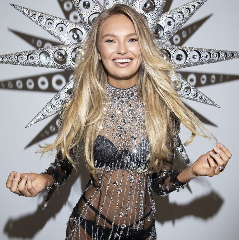 What Hairstyles Were Outstanding At The Victoria's Secret Fashion Show 2018 3