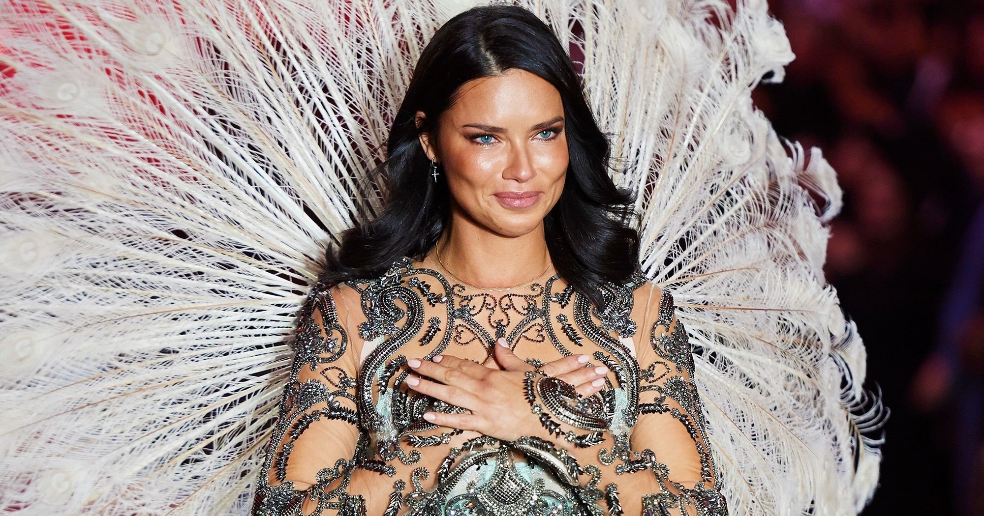 What Hairstyles Were Outstanding At The Victoria's Secret Fashion Show 2018