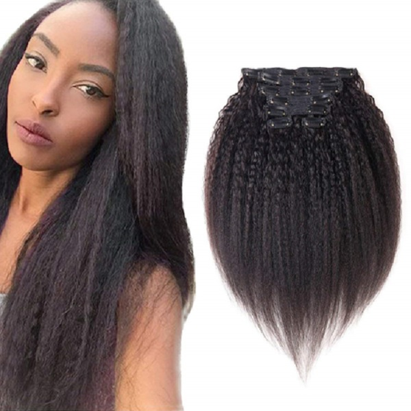 01 14 Inch Clip In Hair Extension