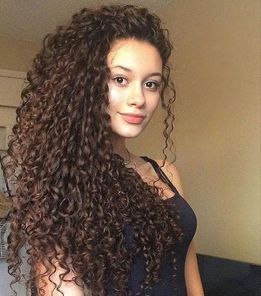 01 28 Inch Weave Curly Hair