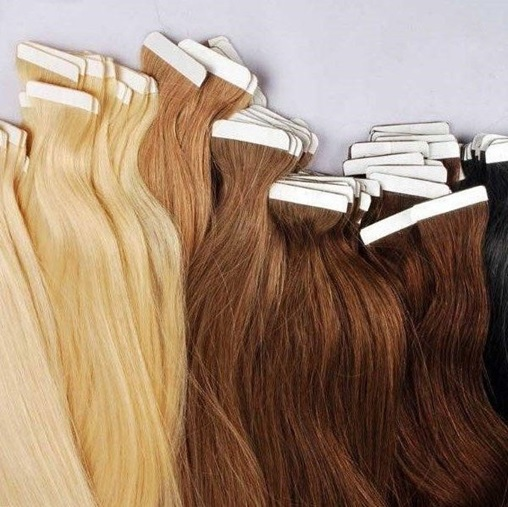 01 30 Inch Tape In Hair Extensions