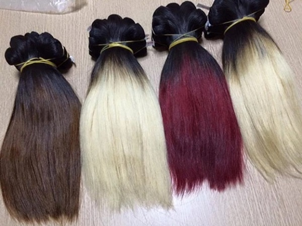 01 8in Weave Hair Extensions