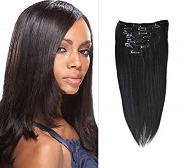 02 14 Inch Clip In Hair Extension