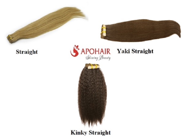 02 30 Inch Tape In Hair Extensions