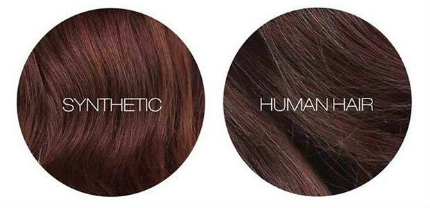 04 Synthetic Human Hair