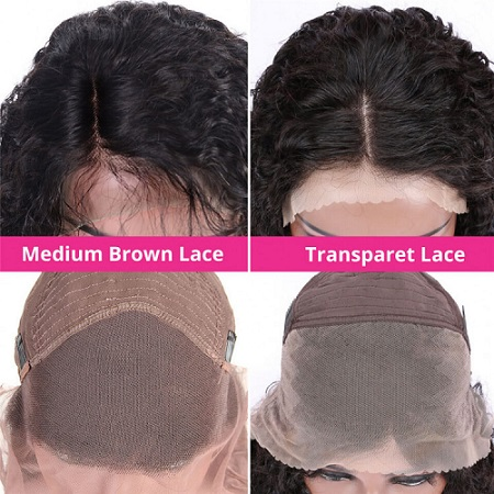 05 Transparent Lace Wig