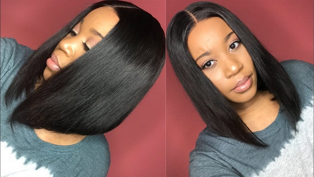 10 Inch Straight Weave