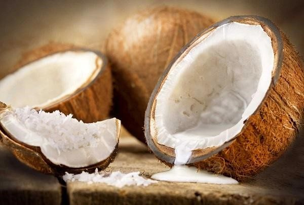 Coconut Milk For Hair