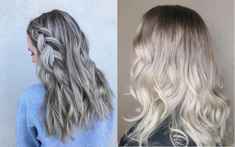 Dark Ash Blonde Hairstyle