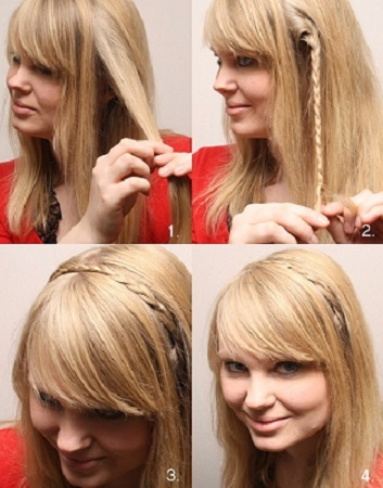 02 Hairdo Braided Headband
