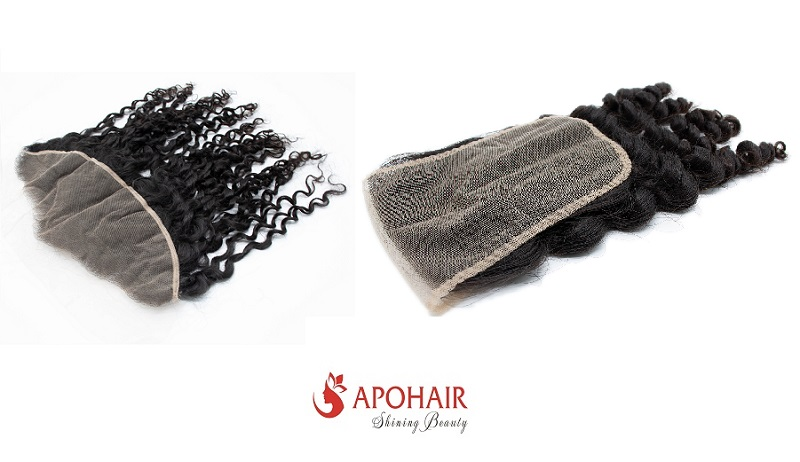 Lace closure & Lace frontal by APOHAIR