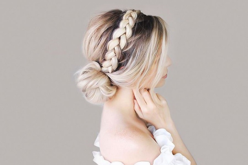 01 Hairdo Braided Headband