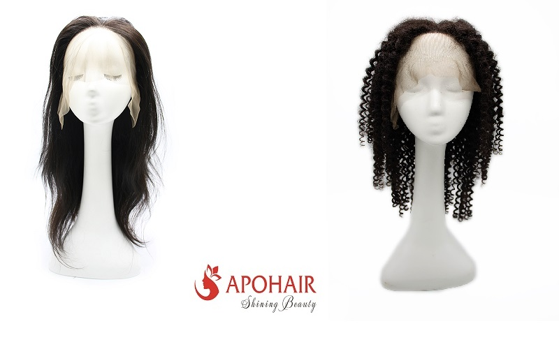 Wig hair by APOHAIR